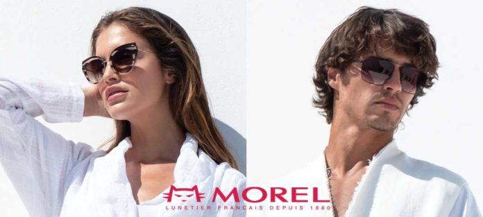 Azur, eine Sonnenbrillenkollektion an der Spitze des modischen Trends