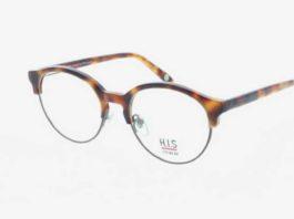H.I.S Eyewear Brillen mit Spin und Denim-Details für lässig-coole Trendsetter