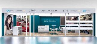 Trevi Coliseum präsentiert Neuheiten auf der opti
