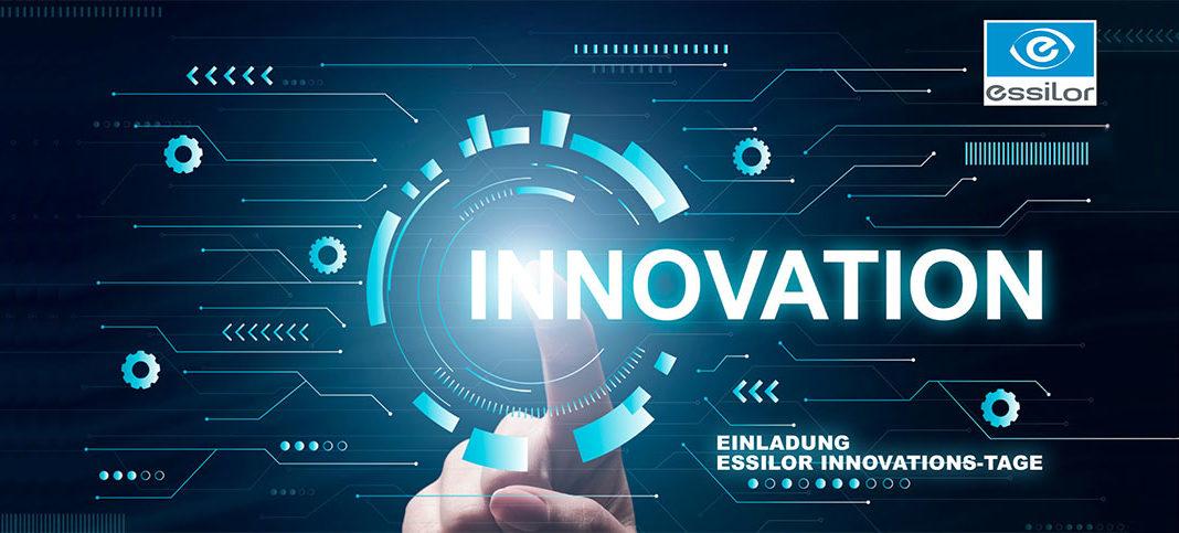 Essilor lädt zu den Innovationstagen ein
