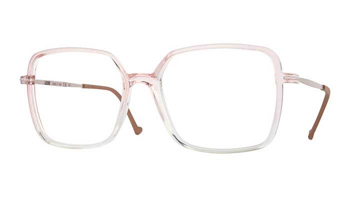 Ein Blick auf die transparente 04943.55 genügt, um die Essenz von LOOK Brillen wirklich zu verstehen