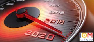 IOM Software: kurz entschleunigen, dann mit Vollgas ab ins nächste Jahr
