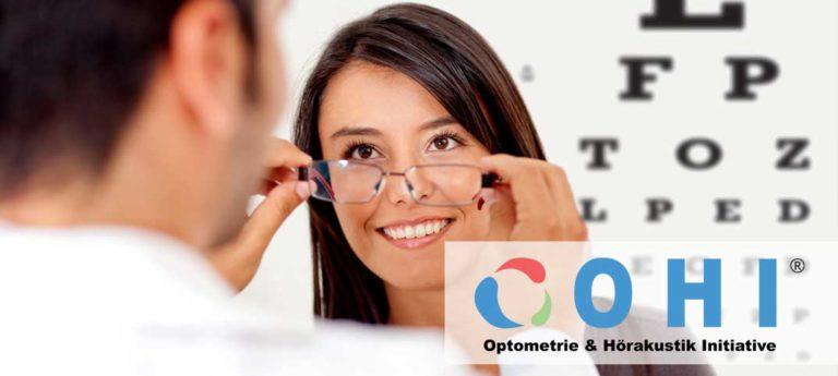 OHI – Start zum Vorbereitungslehrgang Lehrabschlussprüfung Augenoptiker