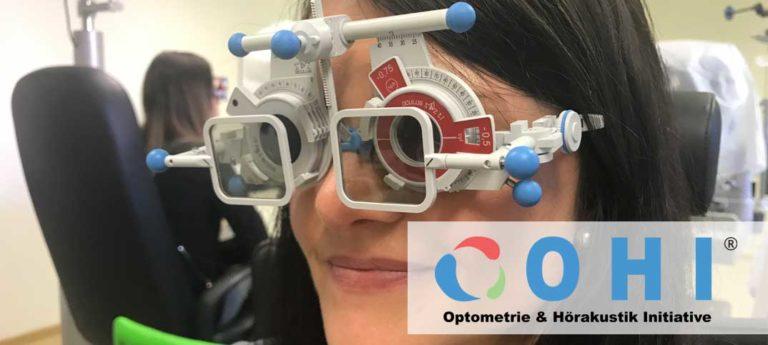 Vorbereitungslehrgang Meisterprüfung Augenoptiker