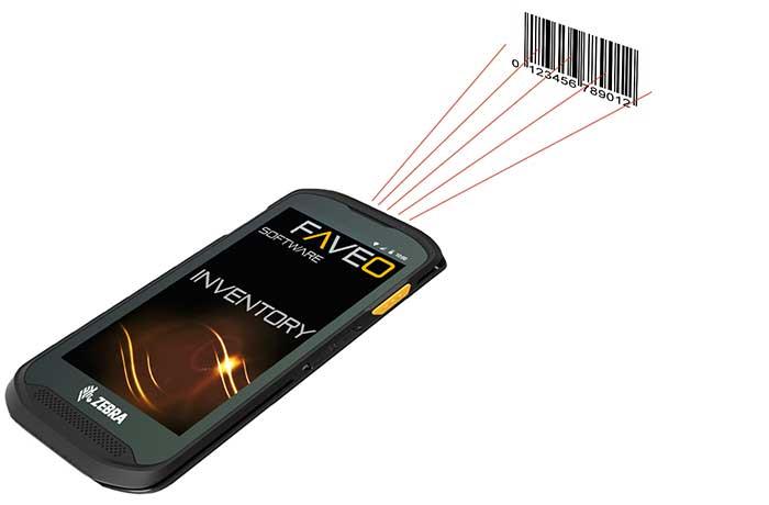 Mobile Inventur Artikelerfassung mit eigenen mobilem Datenerfassungsgerät