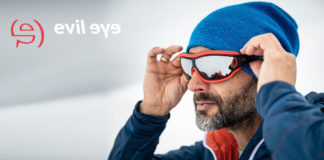 Optische Verglasung von evil eye-Sportbrillen