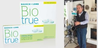 Beurteilung der Bausch+Lomb Contactlinse Biotrue ONEday for Presbyopia im Selbstversuch