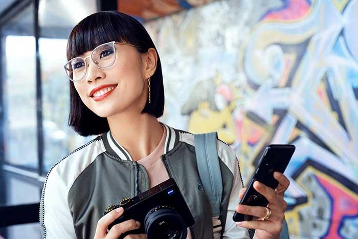 ZEISS SmartLife Portfolio für den dynamischen Lebensstil