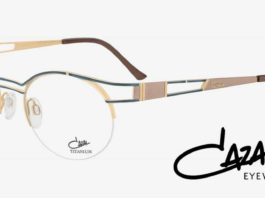 Topaktuelles Vintage-Design – CAZAL 4277