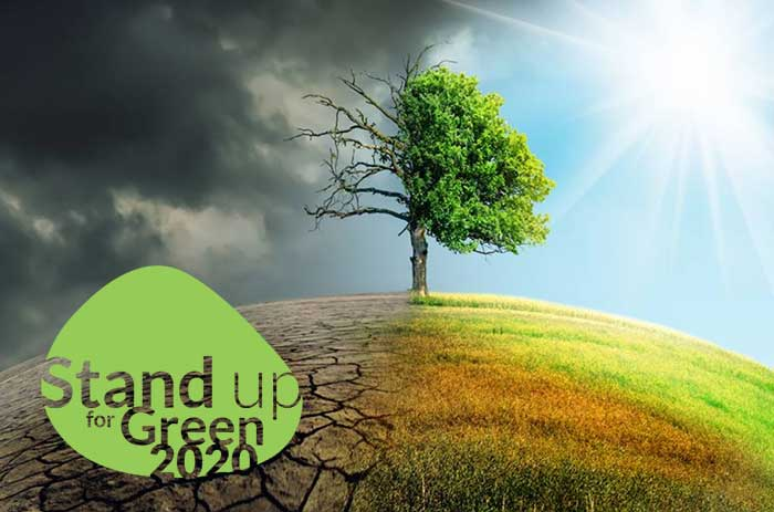 Stand Up For Green