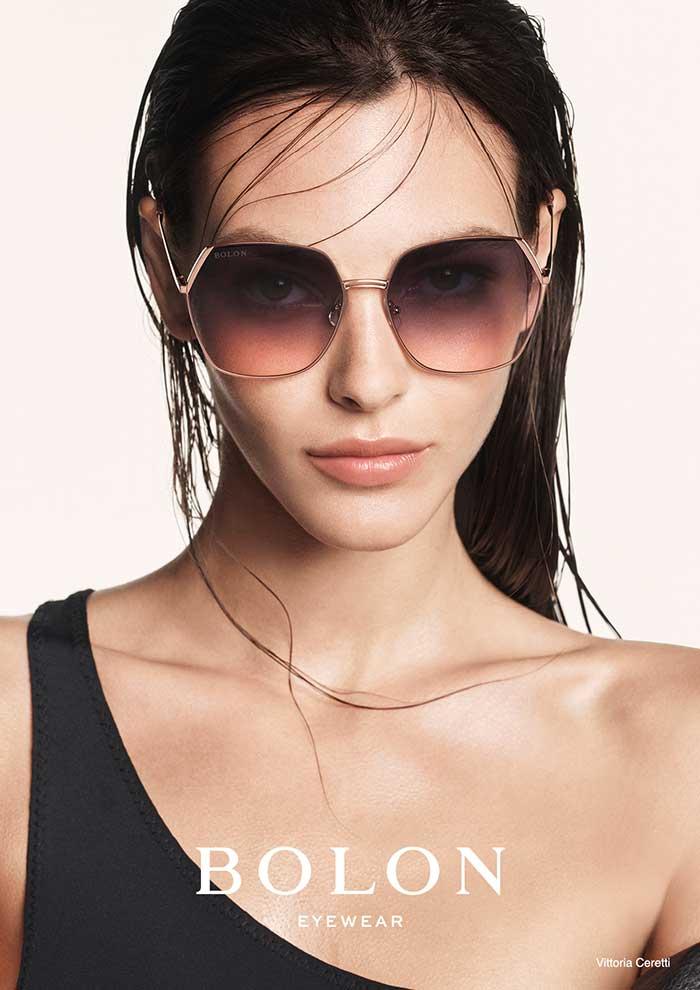Italienisches Top-Model ist das neue Gesicht der angesagten Brillenmarke