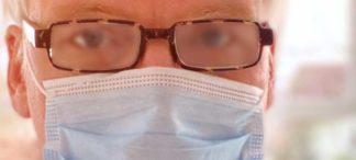 FOOGY: Ideales Antibeschlag- und Reinigungstuch beim Tragen von CoVID-19 Masken