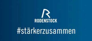 Rodenstock: Kostenlose Webinare in Zeiten der Coronakrise