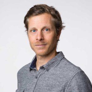 Damien Hars als Digital Director