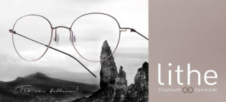 Lithe präsentiert filigrane Vollrandfassung