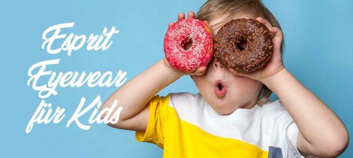 Jetzt neu: Esprit Eyewear für Kids
