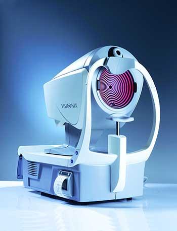 Aberrometrie jetzt auch mit Dry-Eye-Funktion