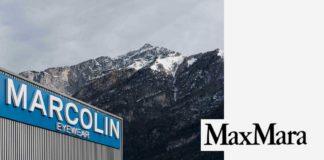 MAX MARA Eyewear wird Teil der Marcolin Group