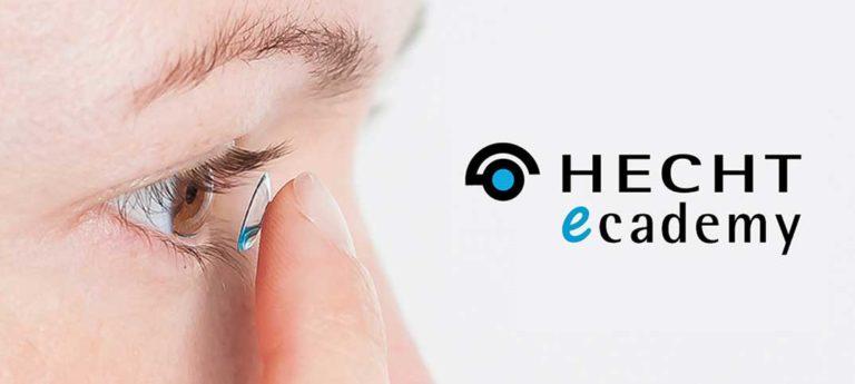 HECHT ecademy – Problemlösungen bei formstabilen Kontaktlinsen
