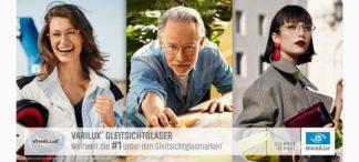 Neuauflage der erfolgreichen Varilux® Endverbraucher-Kampagne