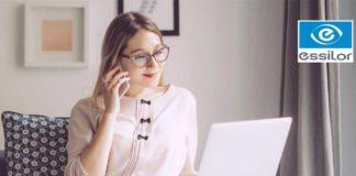 Einfach Termine managen: mit dem Essilor Online Buchungs-Kalender