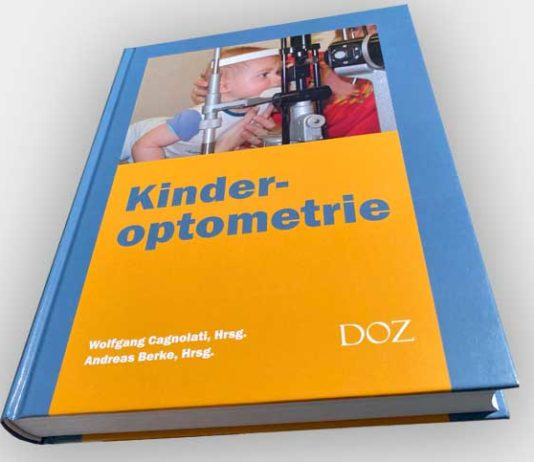 Kinderoptometrie – Kompendium in 2. Auflage
