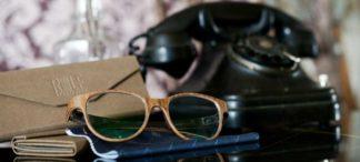 Nominiert für denDezeen award 2020 – die substance Brillenkollektion von ROLF