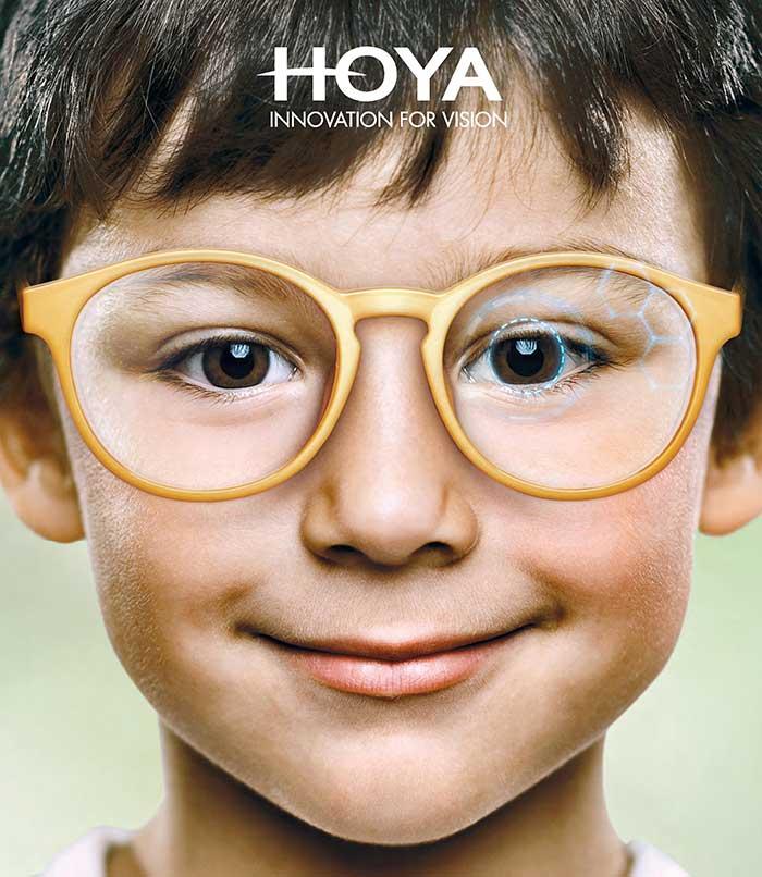 HOYA mit HOYA MiYOSMART VISION