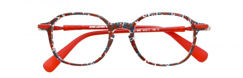 LAFONT mit dem Brillenmodell HUGO