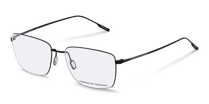 Die integrierte Brücke mit Nasenpads verdeutlicht die Raffinesse im minimalistischen Design der Brille