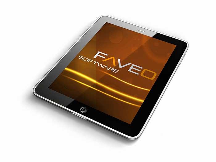 FAVEO© am Smartphone oder Tablet