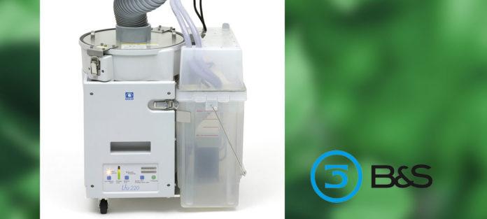 Hybridsystem Lfu 220 - optimale Ergänzung für Schleifautomaten