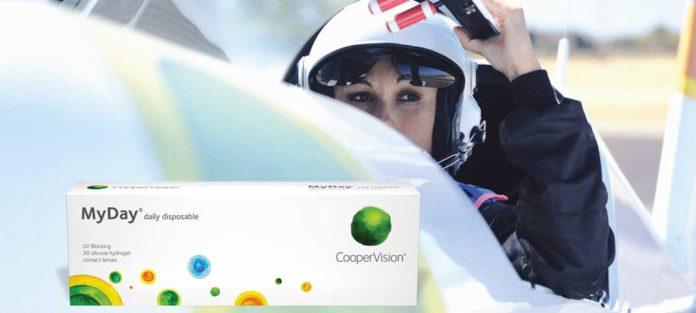 Wenn Leistung zählt: Höhenflug für MyDay® Einmalkontaktlinsen von CooperVision