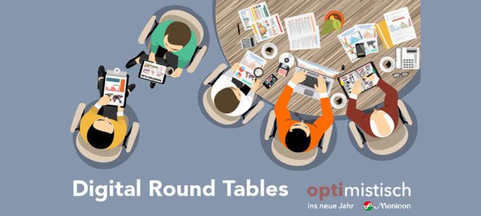 Digitale Round Table Diskussionen mit Menicon im Januar