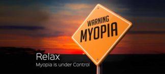 RELAX - Myopie ist unter Kontrolle