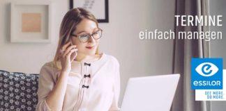 Essilor unterstützt seine Partner mit neuem Online Terminbuchungs-Service