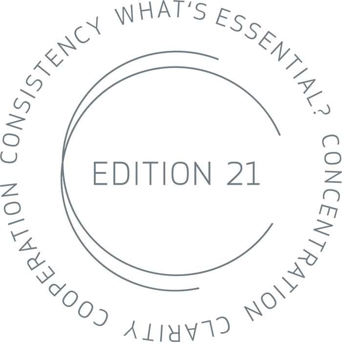Edition 21 Logo