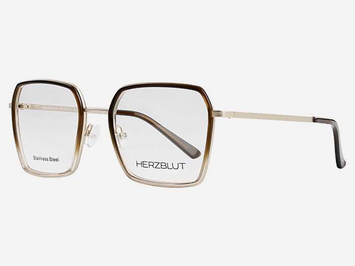 HERZBLUT eyewear beginnt das neue Jahr mit vier Korrektions-Modellen und zwei Sonnenbrillen.