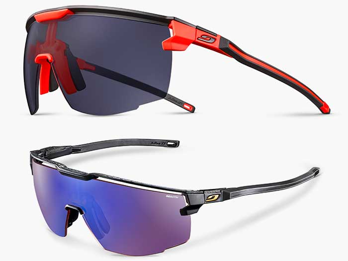 JULBO startet mit neuen Sportbrillen-Technologien in das Jahr 2021.