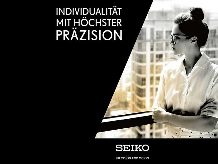 Brillengläser von SEIKObieten Innovation und Perfektion.