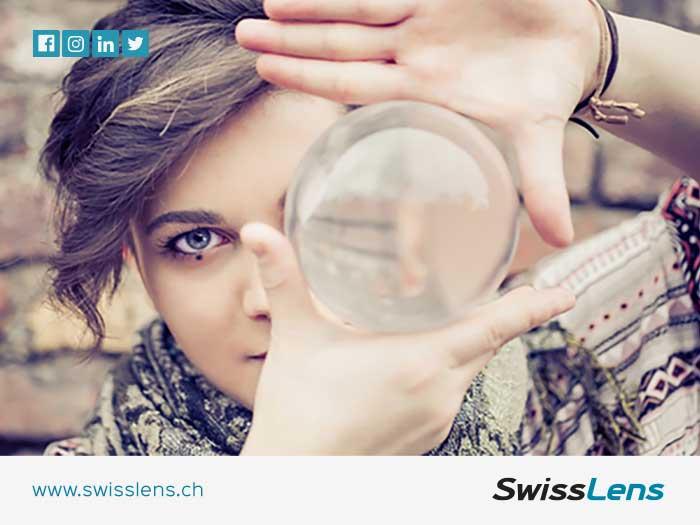 Das Schweizer Kontaktlinsen-Unternehmen SWISSLENS hat die Lunelle Produktfamilie übernommen.