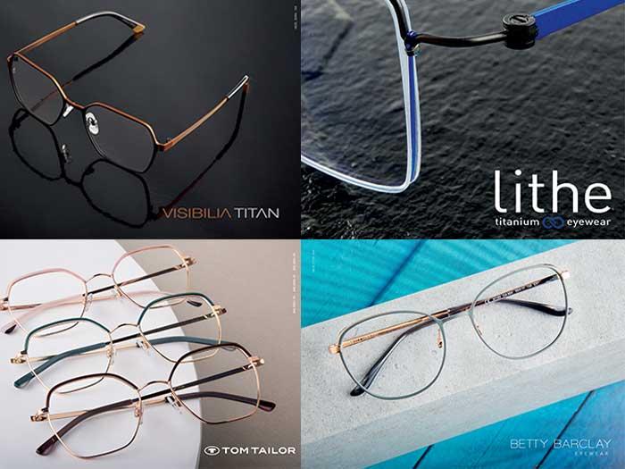 Viel frischer Wind in den Kollektionen vonVisibilia Titan, Tom Tailor, LITHE und Betty Barclay.