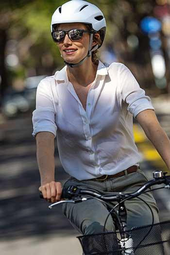 Es gibt eine immer höher werdende Nachfrage nach E-Bikes
