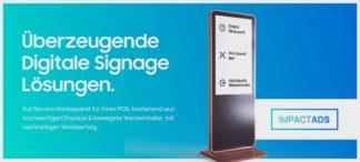 Digital Signage bei Augenoptiker & Akustik Fachbetrieben in Österreich