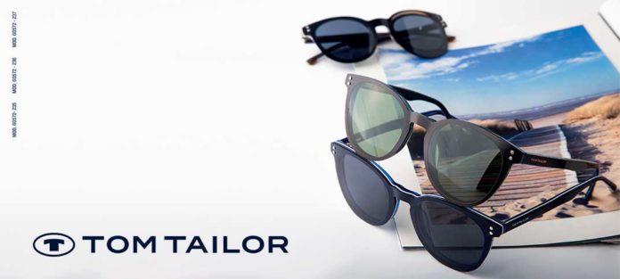 Raffinierter Sonnenschutz mit TOM TAILOR