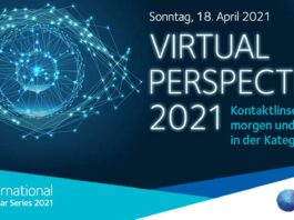 "CooperVision lädt zur ""Virtual Perspectives 2021"""