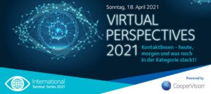 "CooperVision ""Virtual Perspectives 2021"""