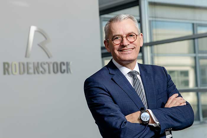 Anders Hedegaard, CEO Rodenstock