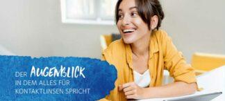 CooperVision Direct bis Ende des Jahres versandkostenfrei