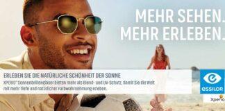Xperio® Sonnenbrillengläser – jetzt mit neuer Premium-Veredelung